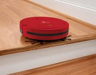 Dirt Devil Roommate Robotic Hard Floor Vacuum Bd70050rd