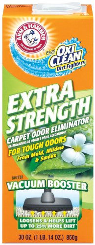 Arm Amp Hammer Odor Eliminator For Carpet Amp Room Extra